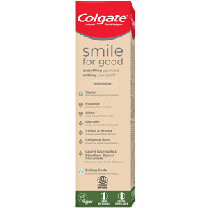 Colgate Smile for Good Whitening Zubná Pasta